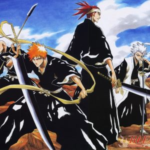 Bleach Anime Wallpaper 027 300x300