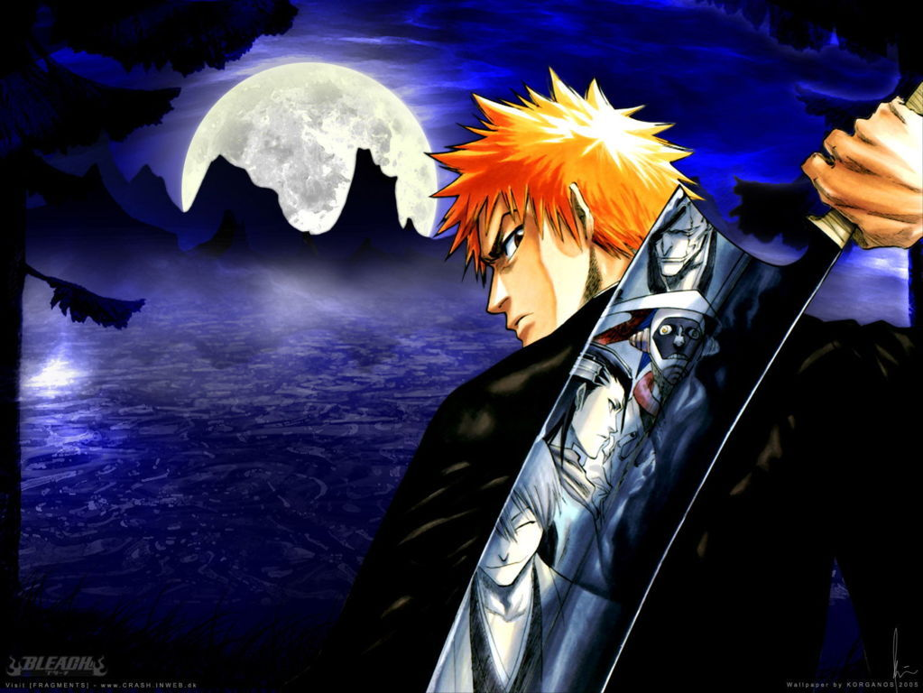 Bleach Anime Wallpaper 028
