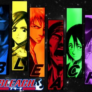 Bleach Anime Wallpaper 050