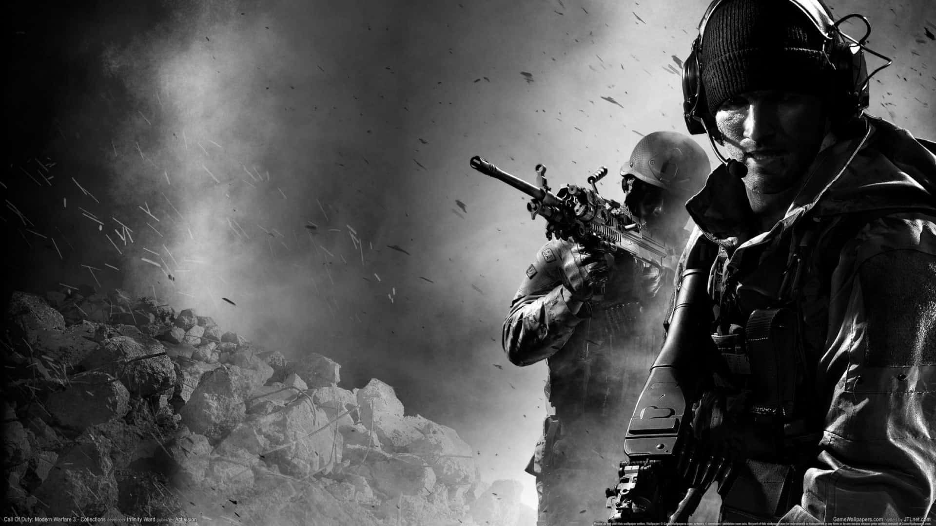 Call of Duty Wallpaper 020