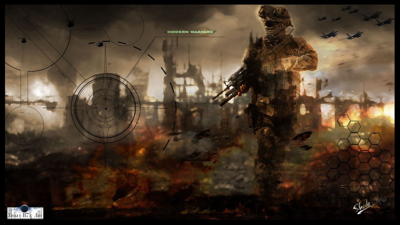 Call of Duty Wallpaper 075