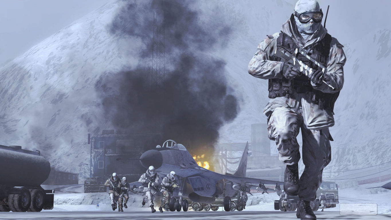 Call of Duty Wallpaper 077