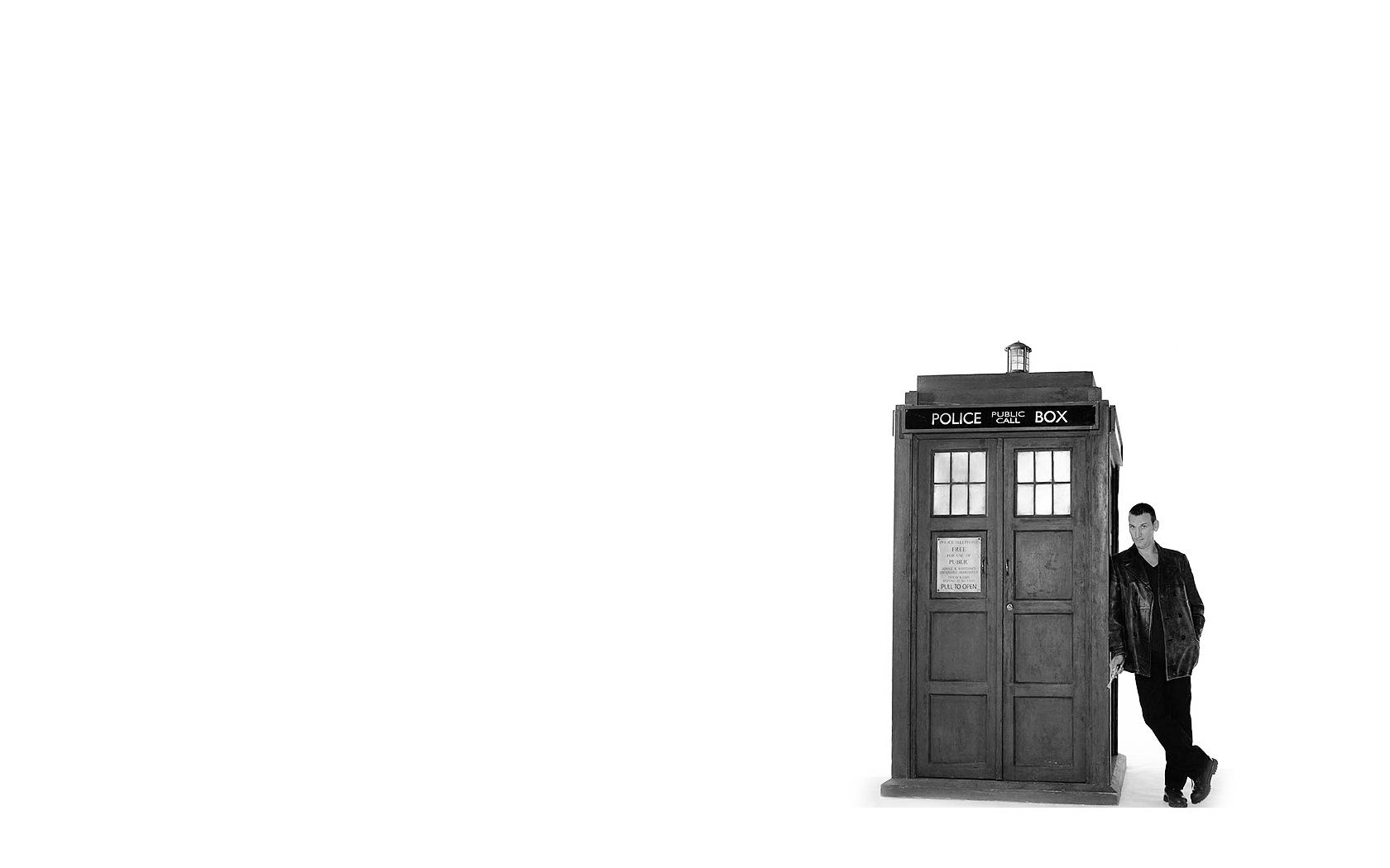 Doctor Who Wallpaper 001