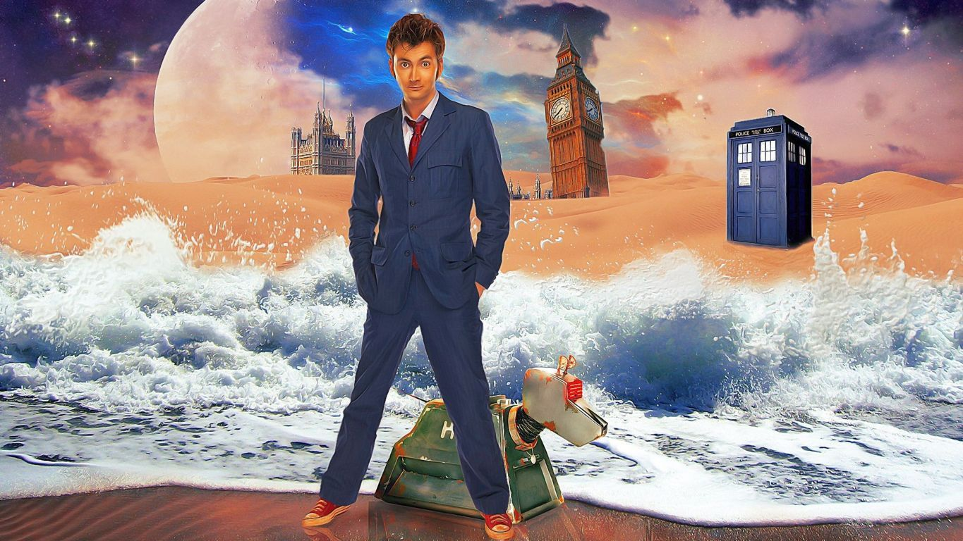 Doctor Who Wallpaper 013