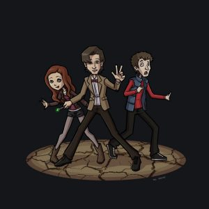 Doctor Who Wallpaper 014 300x300