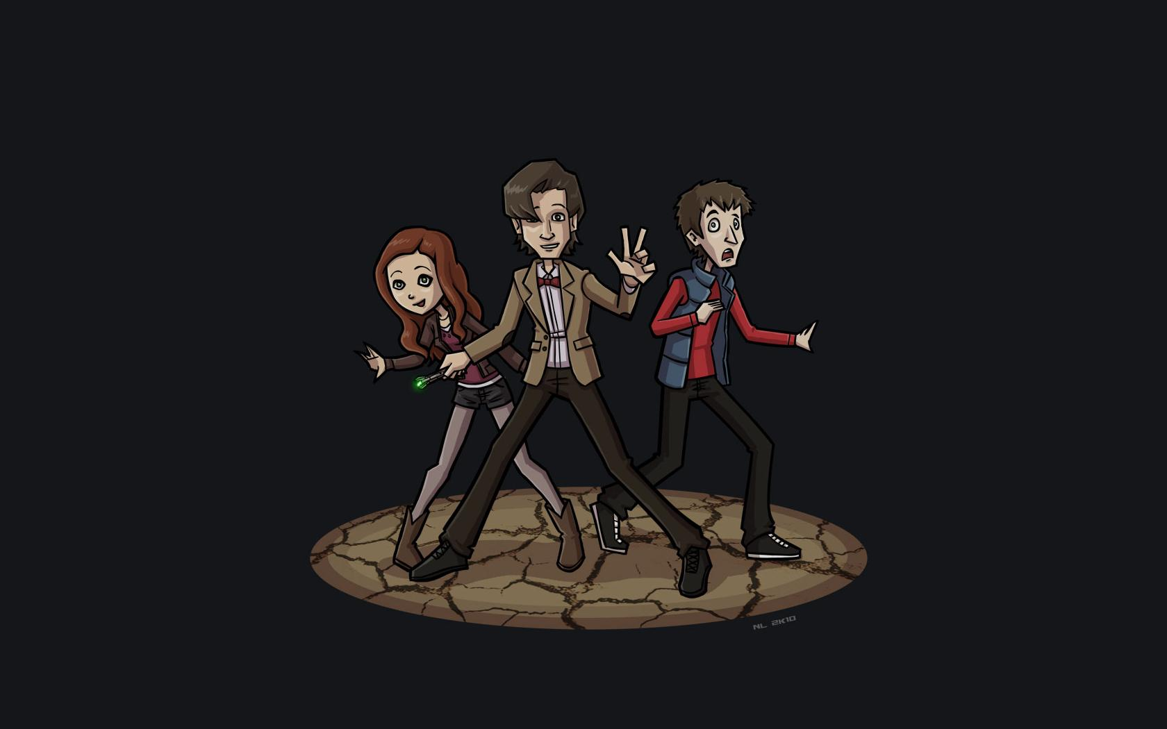 Doctor Who Wallpaper 014