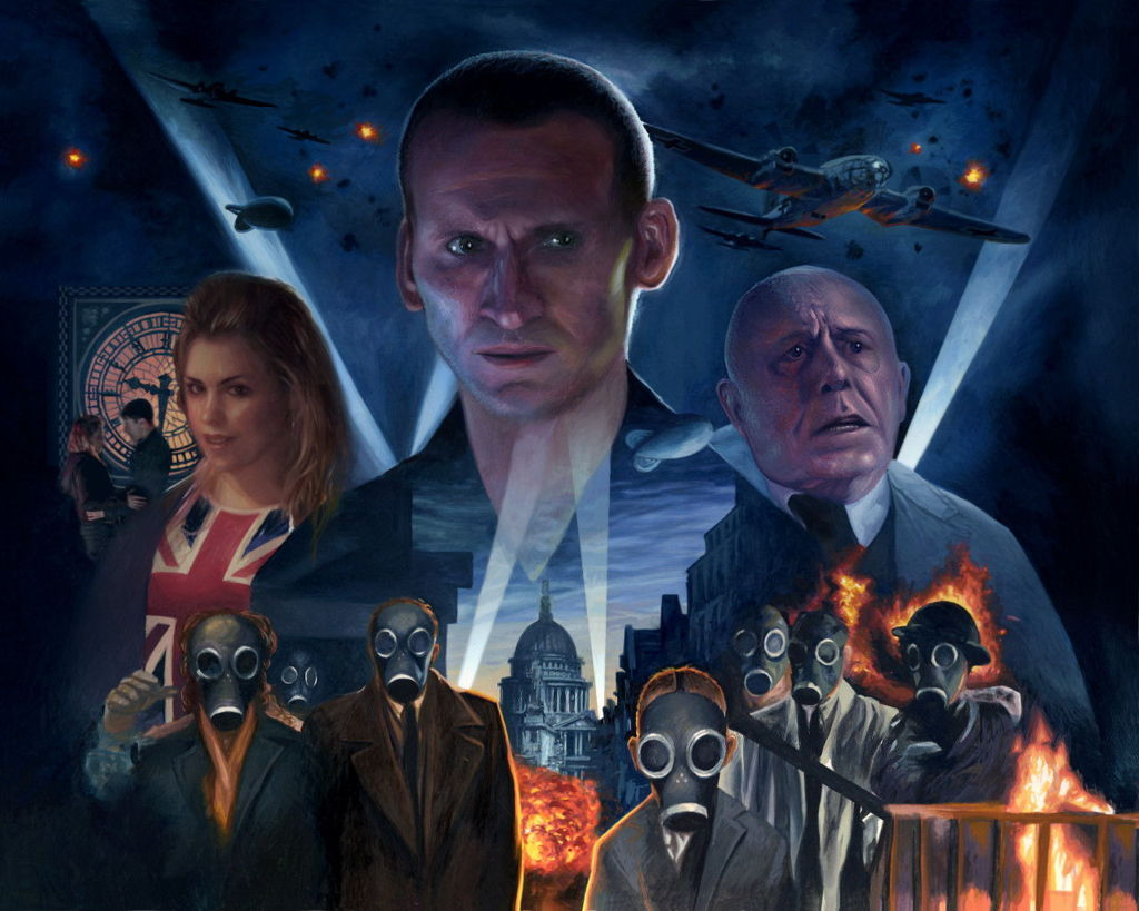 Doctor Who Wallpaper 018