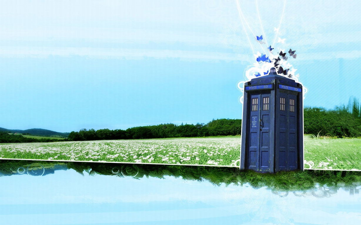 Doctor Who Wallpaper 021