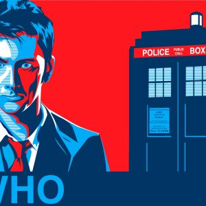 Doctor Who Wallpaper 023 300x300