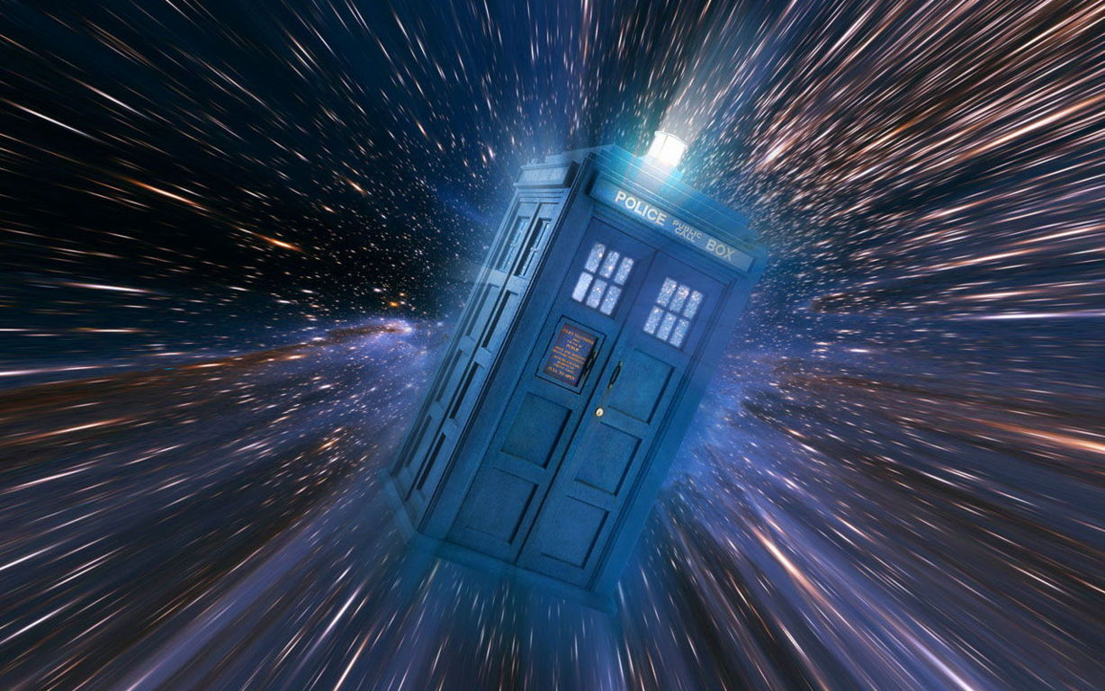 Doctor Who Wallpaper 025