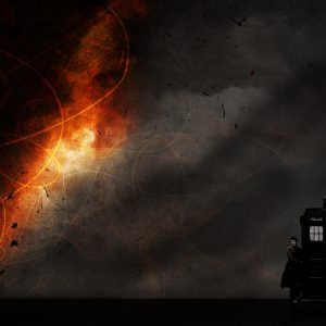 Doctor Who Wallpaper 029 300x300