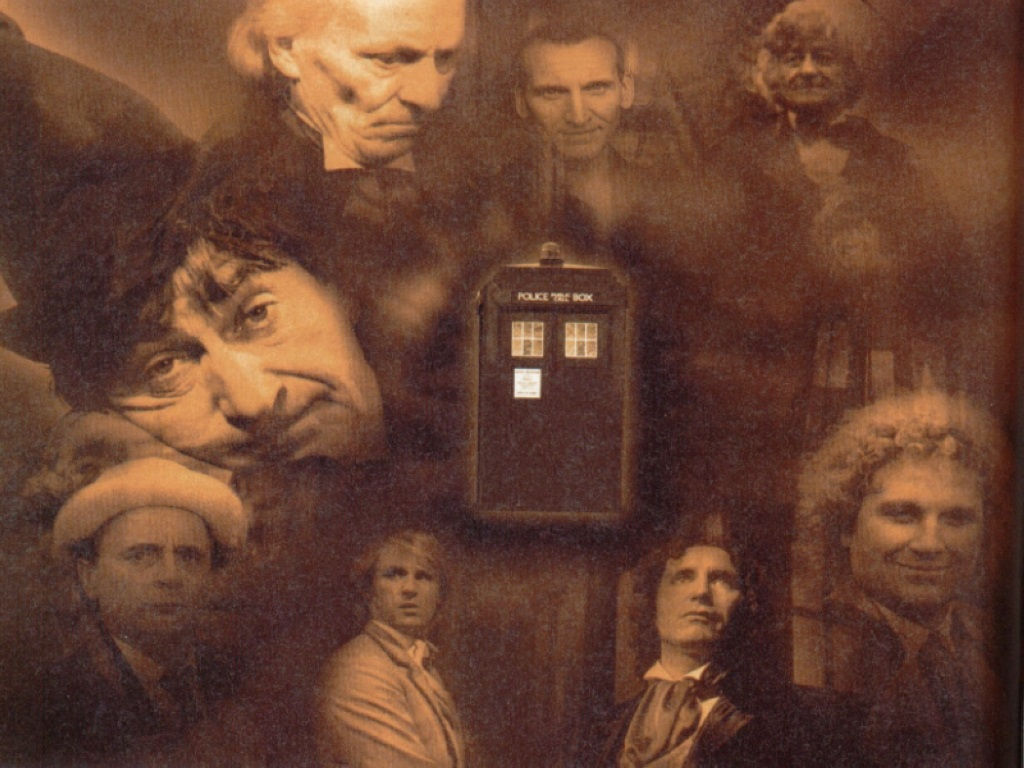 Doctor Who Wallpaper 030