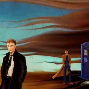 Doctor Who Wallpaper 034 300x300