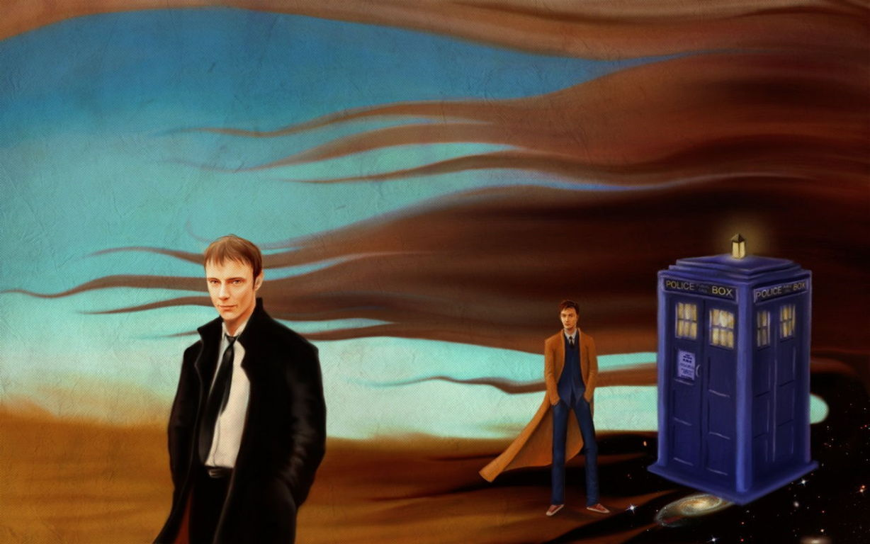 Doctor Who Wallpaper 034