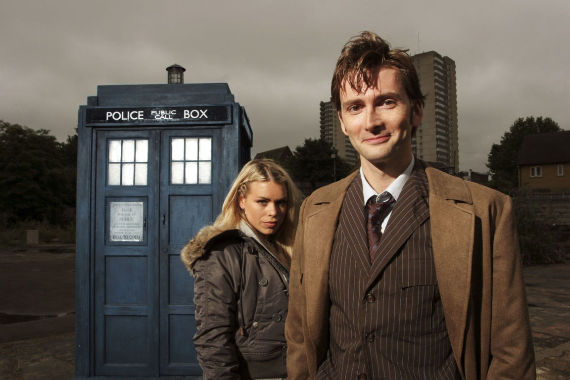 Doctor Who Wallpaper 044