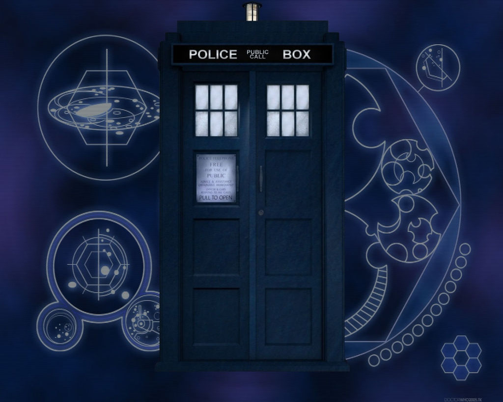 Doctor Who Wallpaper 048