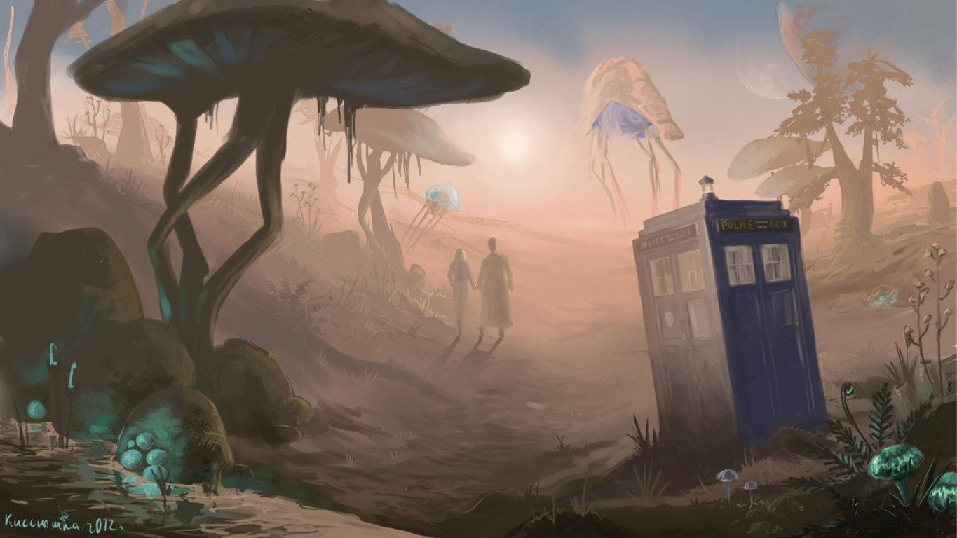 Doctor Who Wallpaper 054