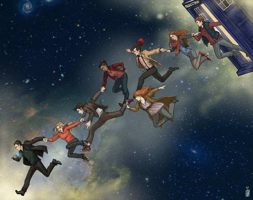 Doctor Who Wallpaper 073
