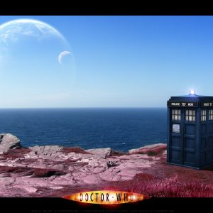 Doctor Who Wallpaper 098 300x300