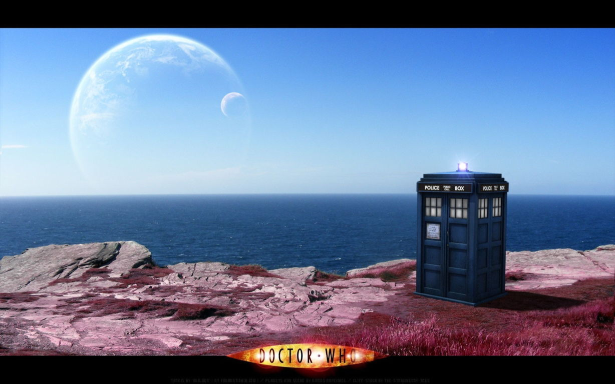 Doctor Who Wallpaper 098
