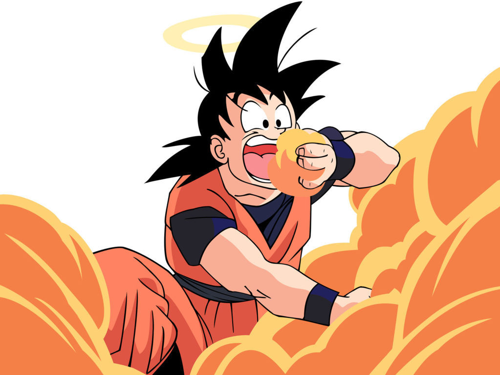 Dragon Balls Wallpaper 022