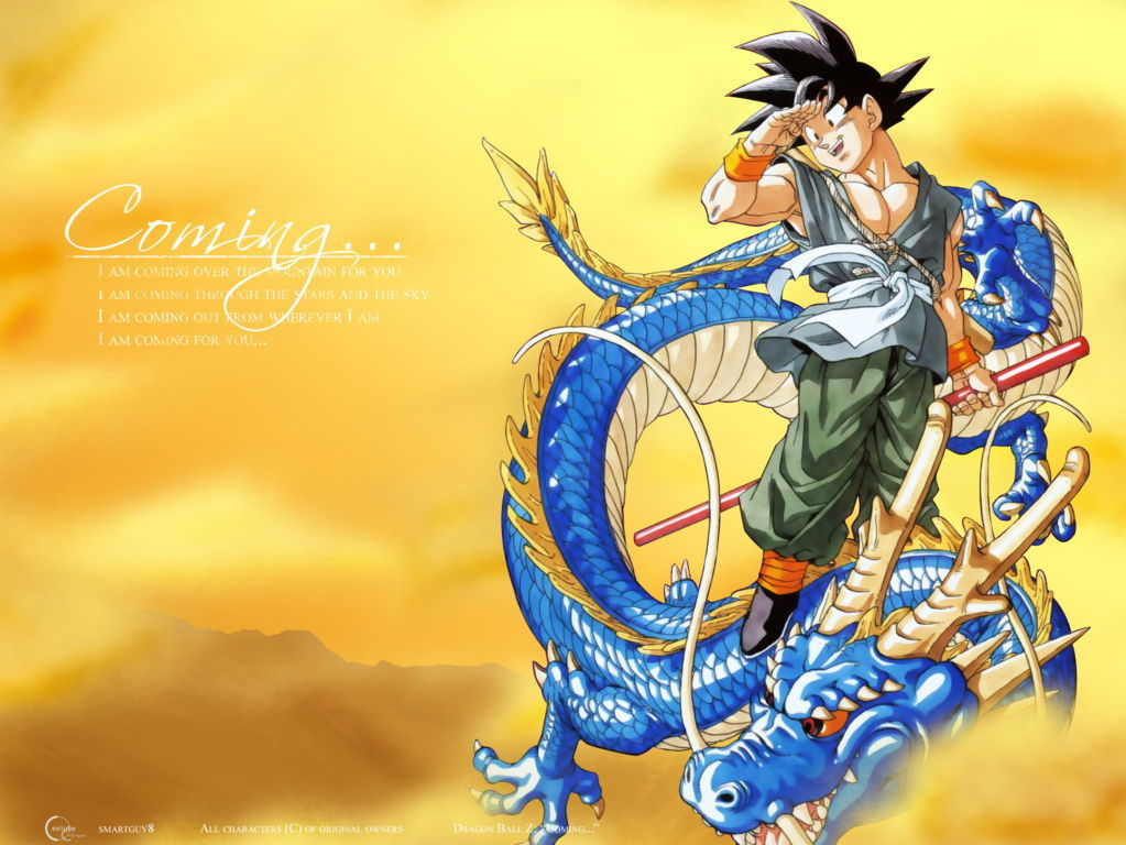 Dragon Balls Wallpaper 027