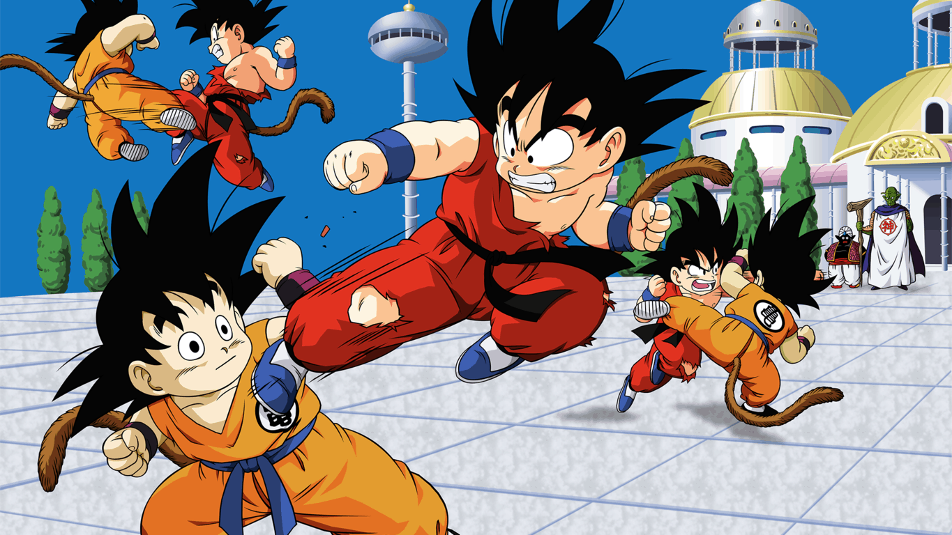 Dragon Balls Wallpaper 038