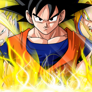 Dragon Balls Wallpaper 050 300x300