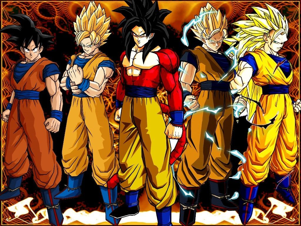 Dragon Balls Z Wallpaper 007