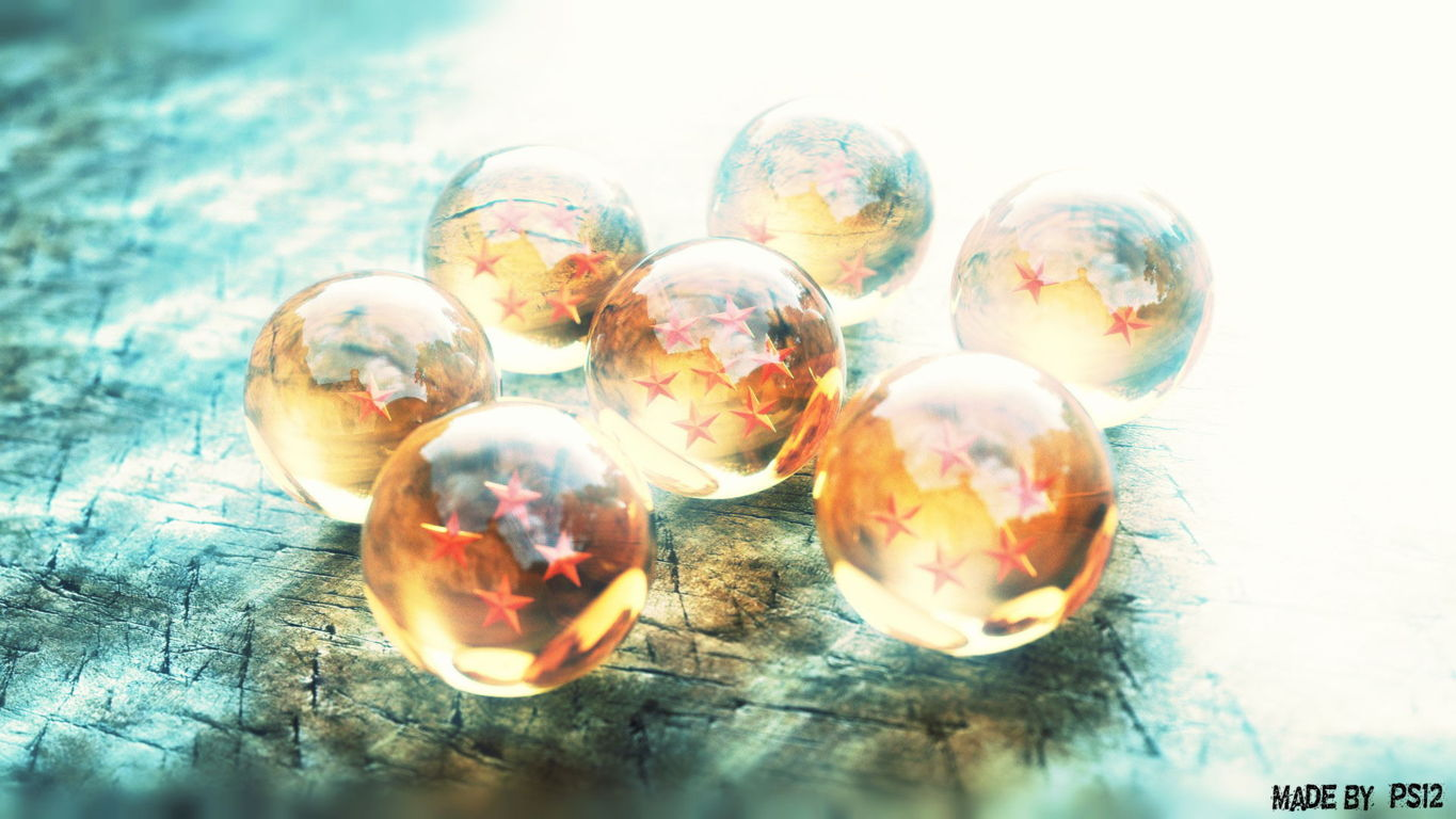 Dragon Balls Z Wallpaper 010