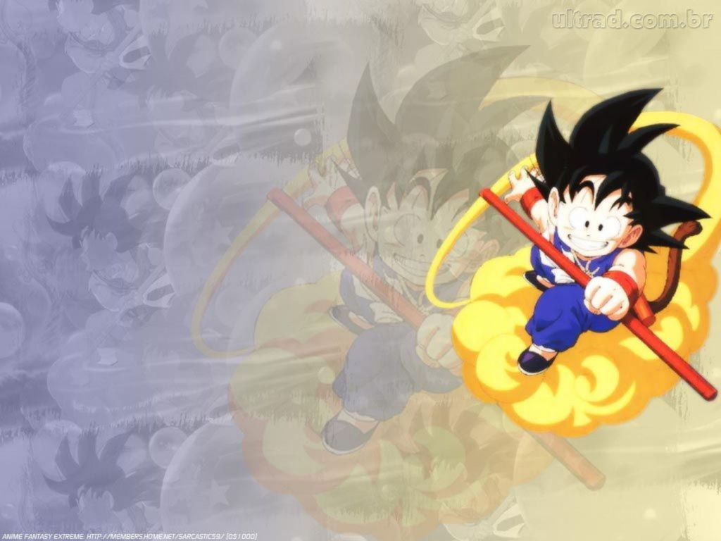 Dragon Balls Z Wallpaper 011