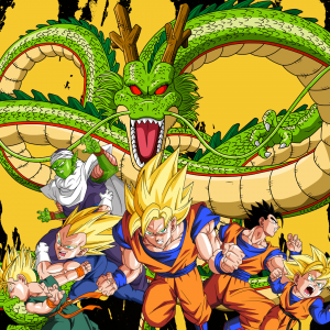 Dragon Balls Z Wallpaper 029 300x300