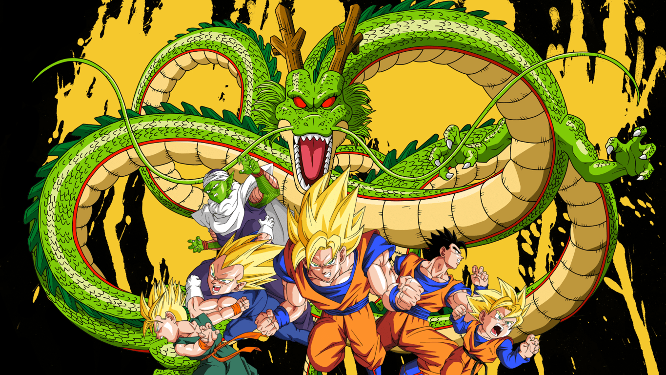 Dragon Balls Z Wallpaper 029