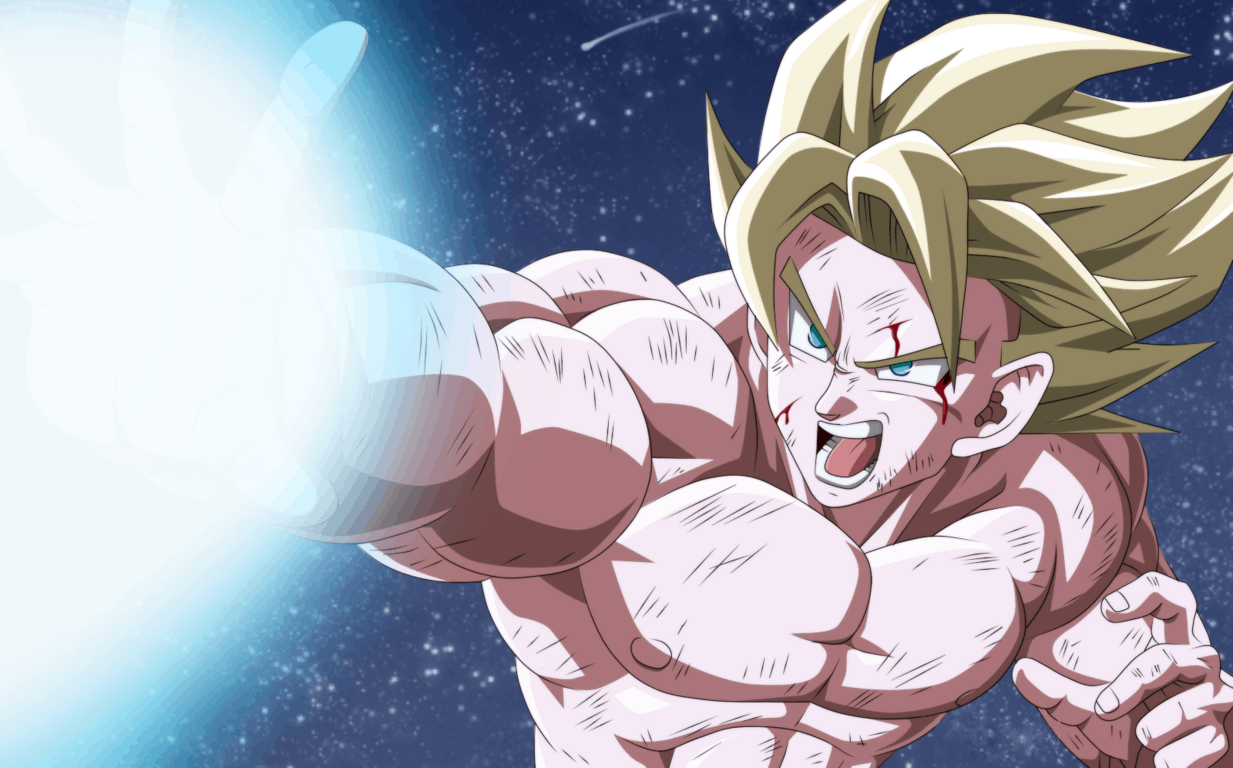 Dragon Balls Z Wallpaper 035