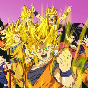 Dragon Balls Z Wallpaper 036 300x300