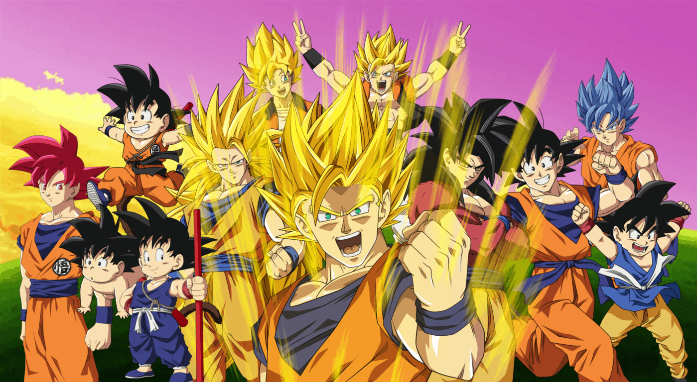 Dragon Balls Z Wallpaper 036