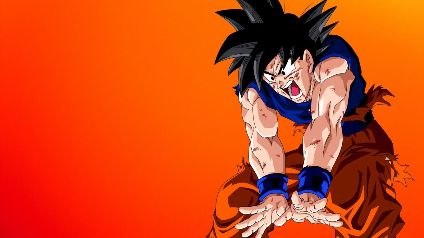 Dragon Balls Z Wallpaper 041