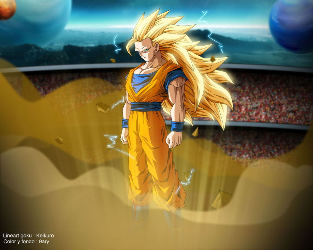 Dragon Balls Z Wallpaper 060
