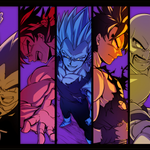 Dragon Balls Z Wallpaper 073