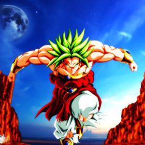 Dragon Balls Z Wallpaper 077 300x300