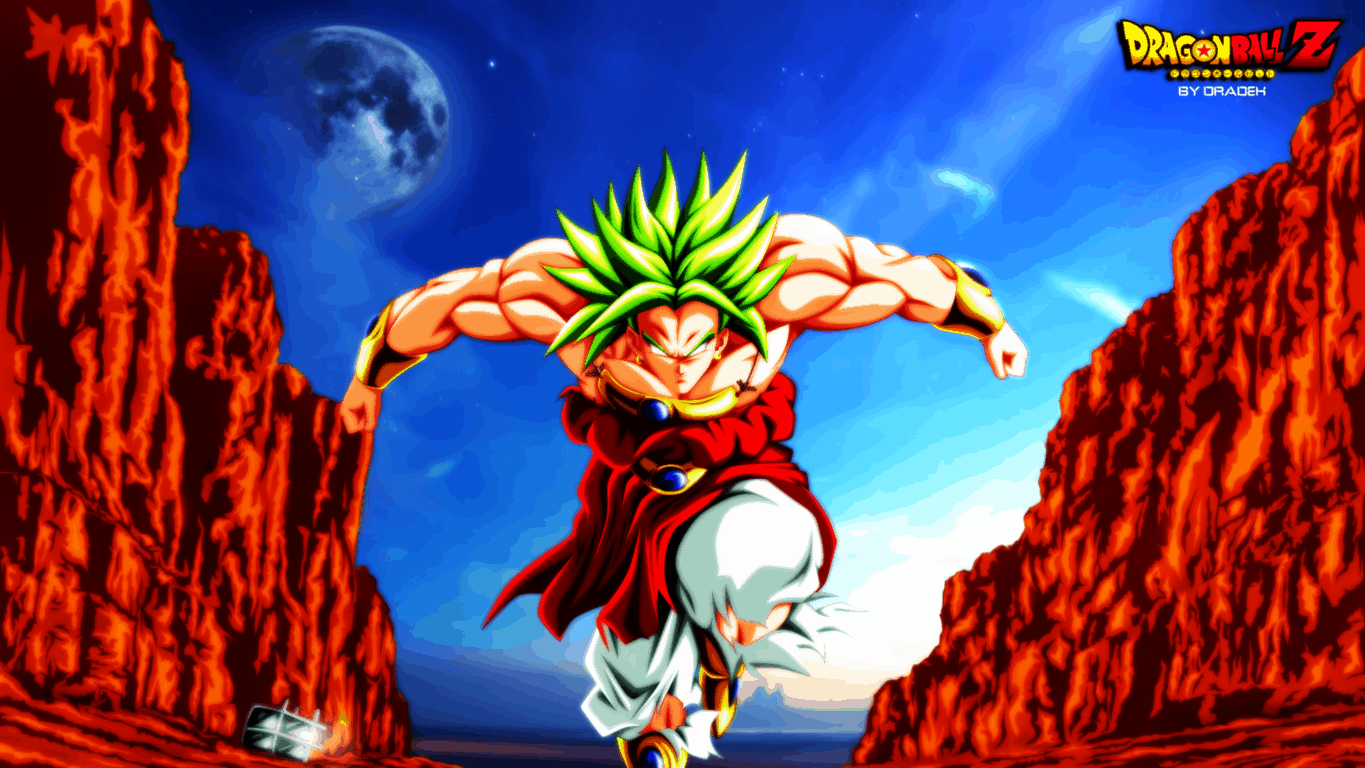 Dragon Balls Z Wallpaper 077