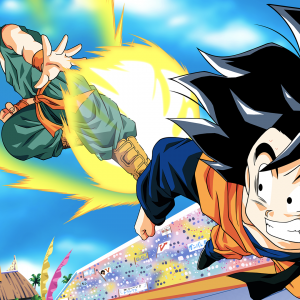 Dragon Balls Z Wallpaper 079 300x300
