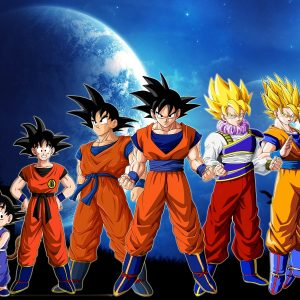Dragon Balls Z Wallpaper 082 300x300
