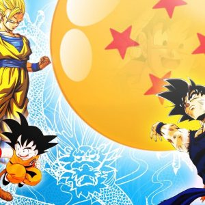 Dragon Balls Z Wallpaper 106 300x300