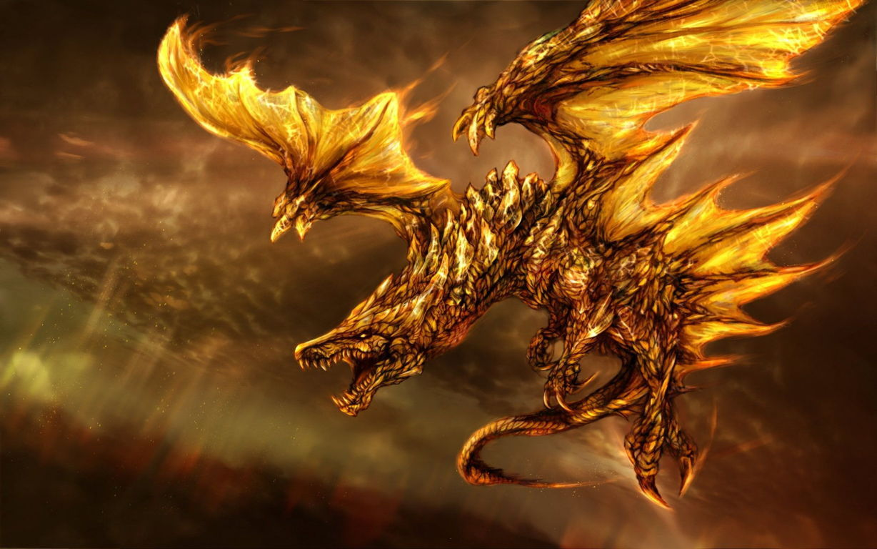 Dragon Wallpaper 022