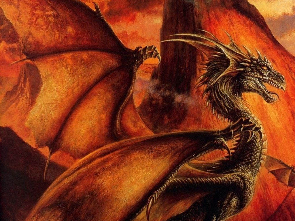 Dragon Wallpaper 032