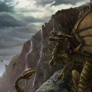 Dragon Wallpaper 036 300x300