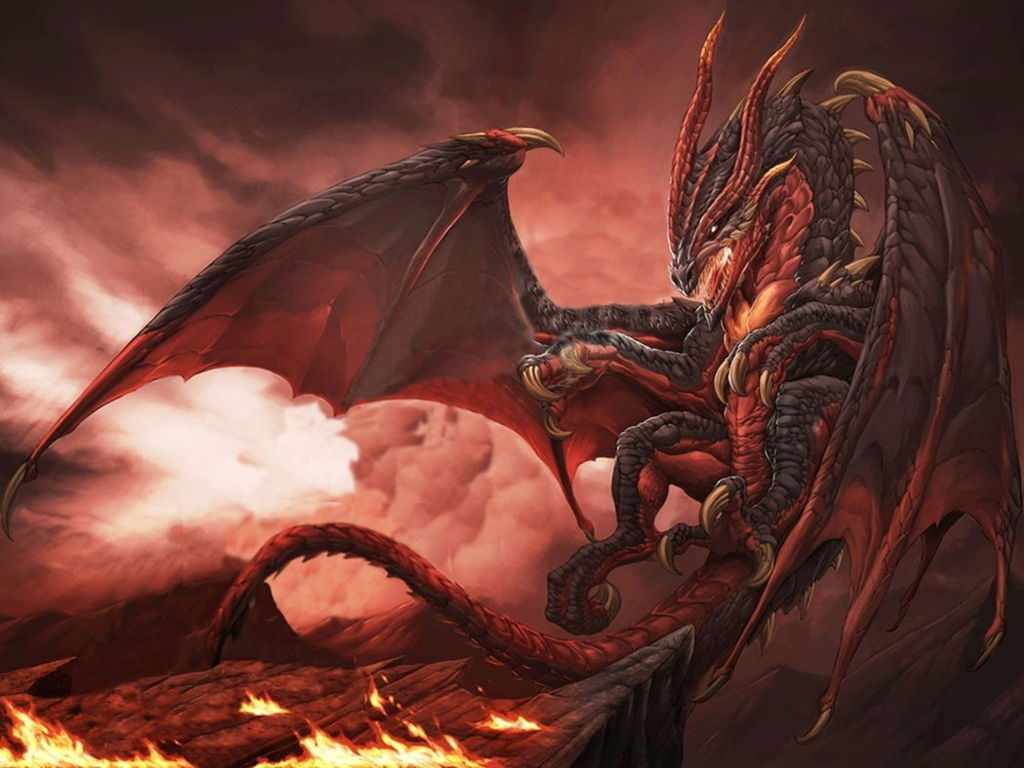 Dragon Wallpaper 039
