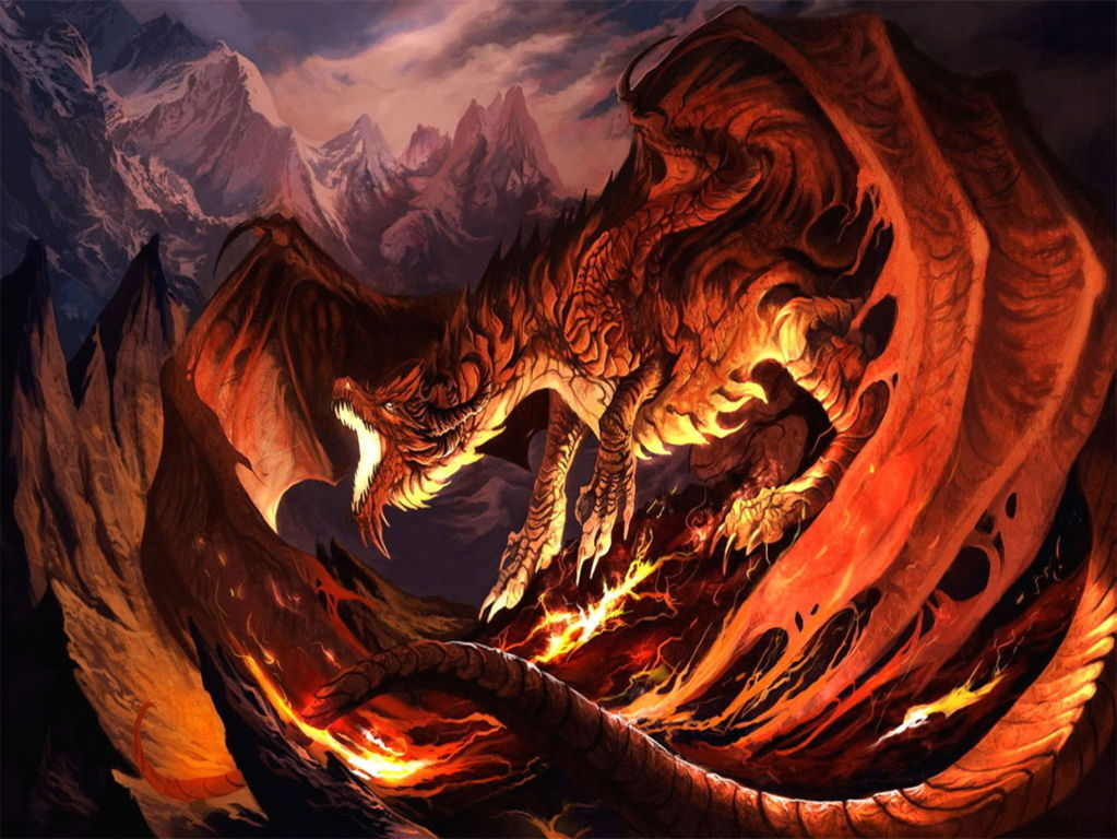 Dragon Wallpaper 049