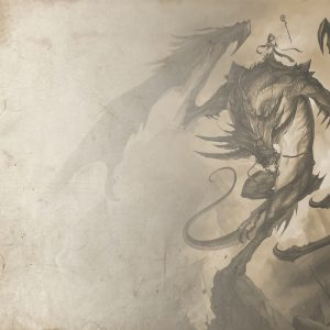 Dragon Wallpaper 051 300x300